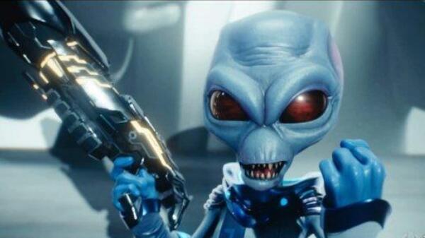 外星人2029消灭部分人类:几十亿人将丧生,外星人已控制地球