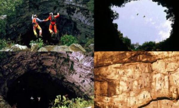墨西哥燕子洞太恐怖:数万燕子居住在此,鸟粪深达2米