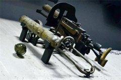 炸药包抛射器:炸药包抛射器的工作原理(后期被淘汰)