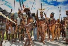 世界上有没有食人族 加勒比人以前狂热吃人肉(有食人族)