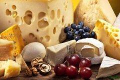 世界著名的奶酪国家 法国被称为奶酪王国(一千多种奶酪种类)