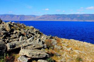 世界上最深的湖泊,贝加尔湖(最深处达1642米)
