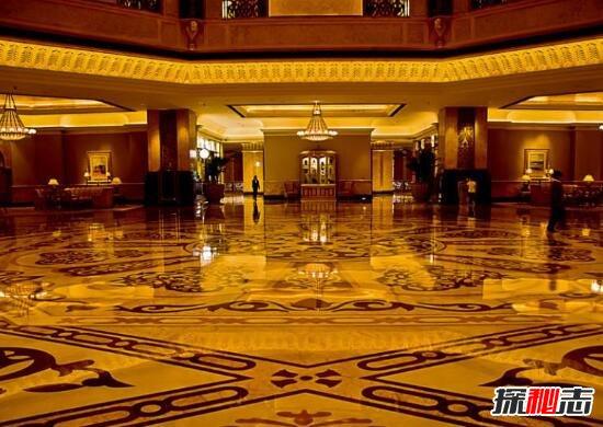 世界上最豪华的酒店_世界上最豪华的酒店,阿布扎比皇宫 唯一八星级酒