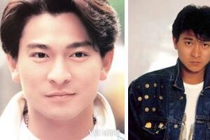 中国最帅的男明星排行榜,天王哥刘德华稳居第一/经典男神