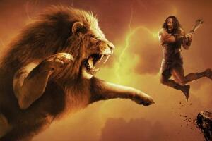 希腊神话人物宙斯之子赫拉克勒斯,阿尔克墨涅被诱奸所生