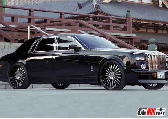 世界上最贵的豪华车排名,劳斯莱斯银魅售价15亿人民币