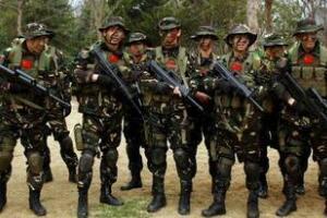 中国特种部队突击队,中国五大神秘军队/海豹突击队最厉害