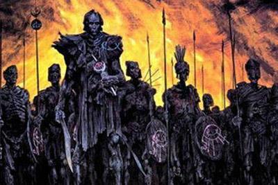 天启大爆炸有阴兵借道,一场神秘爆炸炸出两万具全裸尸体