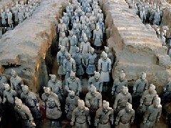 世界八大奇迹最新排名,中国秦陵兵马俑荣登榜单