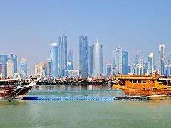 世界上最富的国家排名,卡塔尔国民极其富裕(人均年收入超70万)