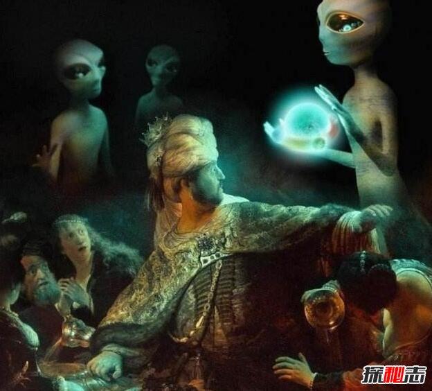人类是外星人创造的?科学家称人类是外星人的试验品