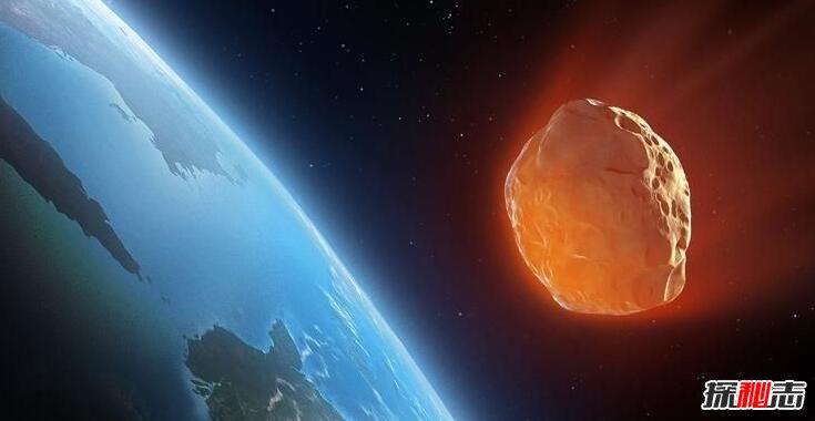 2019小行星撞击地球,直接摧毁一个洲(真相揭秘)