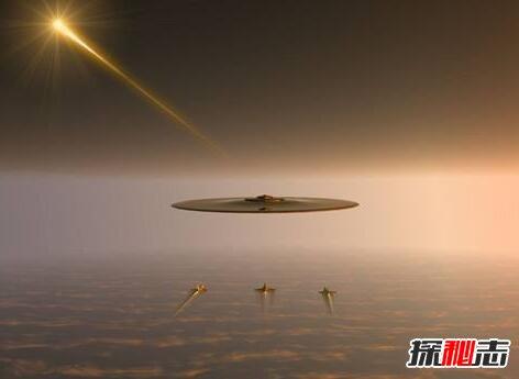 外星人帮助中国抗日?UFO真的到过中国(解密)