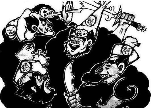 魑魅魍魉是哪四种妖怪,鬼死后所化(山怪和水怪)