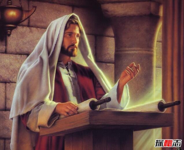 世界禁画耶稣画像,看管这幅画的人都死了(磁场太强)