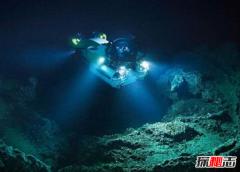 海底九万米有多恐怖?亿级水压,只有这种生物能生存