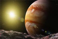太陽系壓力(li)最大的行(xing)星(xing) 質量越(yue)大壓力(li)越(yue)大(木星(xing))