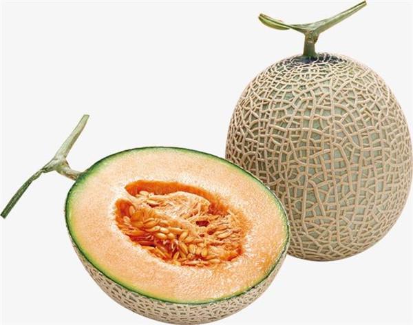 哈密瓜的热量高还是西瓜图片