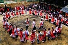怒族的传统节日是什么节日 纪念阿茸的仙女节(又称鲜花节)