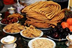 维吾尔族的传统节日 每年九月份封斋一个月(白天不能进食)