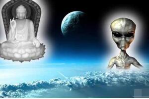 揭秘外星人对佛的恐惧,外星人与佛祖交流证据(细极思恐)
