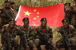 中国四大神秘部队,猎鹰突击队战斗力爆表(中国王牌军队)