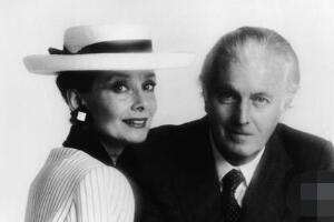 时尚传奇纪梵希创始人去世,一生未娶陪奥黛丽·赫本42年