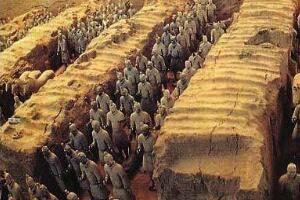日本人为什么不挖秦陵,日本人没发现秦始皇陵(无人敢挖)