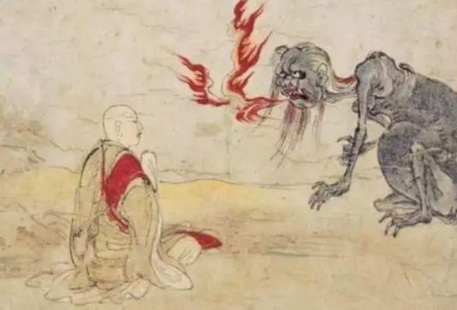 冥界八鬼魑魅魍魉,四天王底下的八部鬼众是谁?