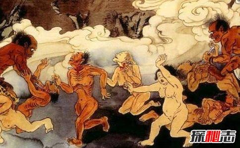 三十六饿鬼简介,佛经三十六种饿鬼都是哪些?