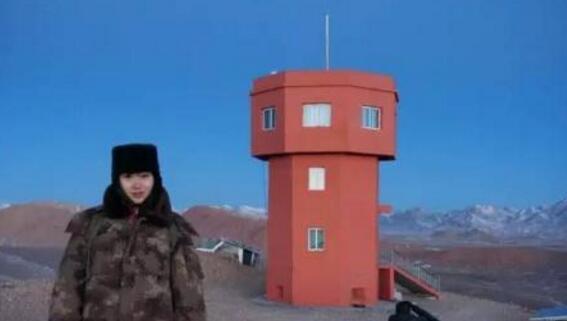 中国最高的哨所:河尾滩哨所,海拔5418米