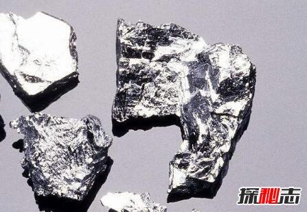 世界上最硬的4种金属:铬、锇、碳化钨、碳钢