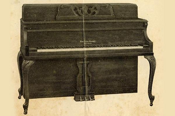 世界上最早的钢琴,你知道钢琴最早诞生于哪一年吗?