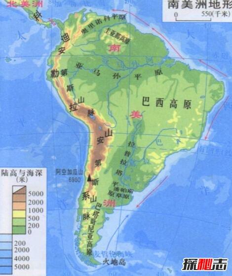 世界上面积最大的平原:亚马逊平原(地球之肺)
