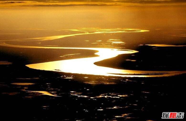 亚洲流经国家最多的河流:湄公河,途径6国(源地青海玉树)