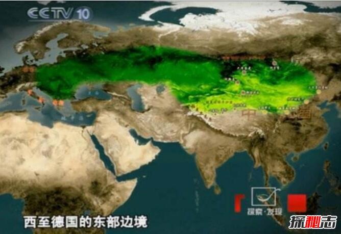 世界上最大的草原是哪一个:欧亚草原,横跨两大洲