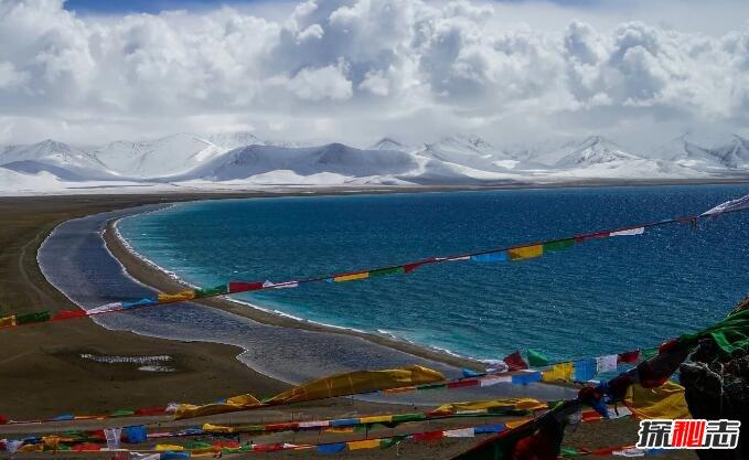 世界上海拔最高的湖泊:纳木错,海拔4718米(三大圣湖之一)