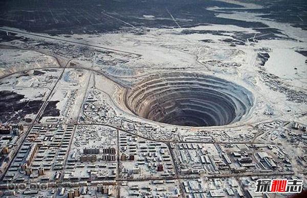 世界上最深的井:科拉超深钻孔12262米,黄金成堆却封停(有魔鬼)