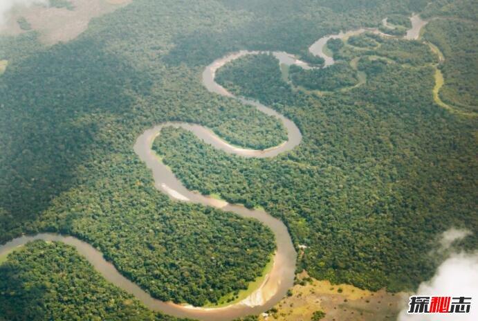 世界上最深的河:刚果河,平均220米,年发电0.95万亿千瓦时