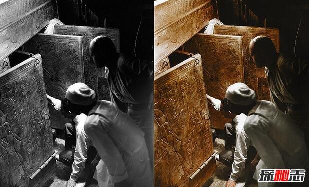 金字塔闯入者必死之谜:金字塔进去的人都死了(致命病菌)