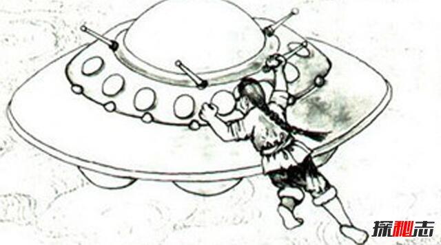 中国人是外星人的祖先?中国古代5大UFO事件或是证据