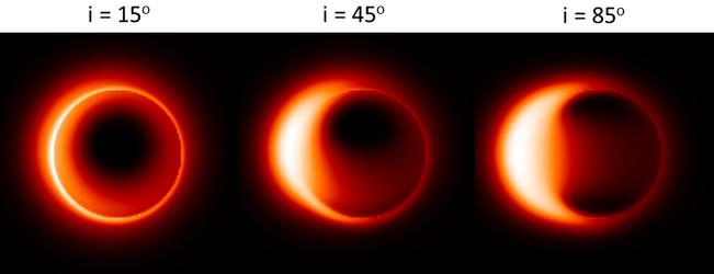 人类史上首张黑洞照片,据地球5500万光年(拍摄耗时2年)