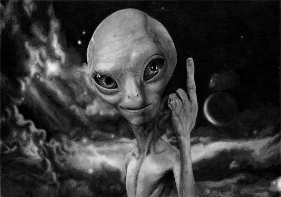 外星人的智商1亿,外星人的智商是多少