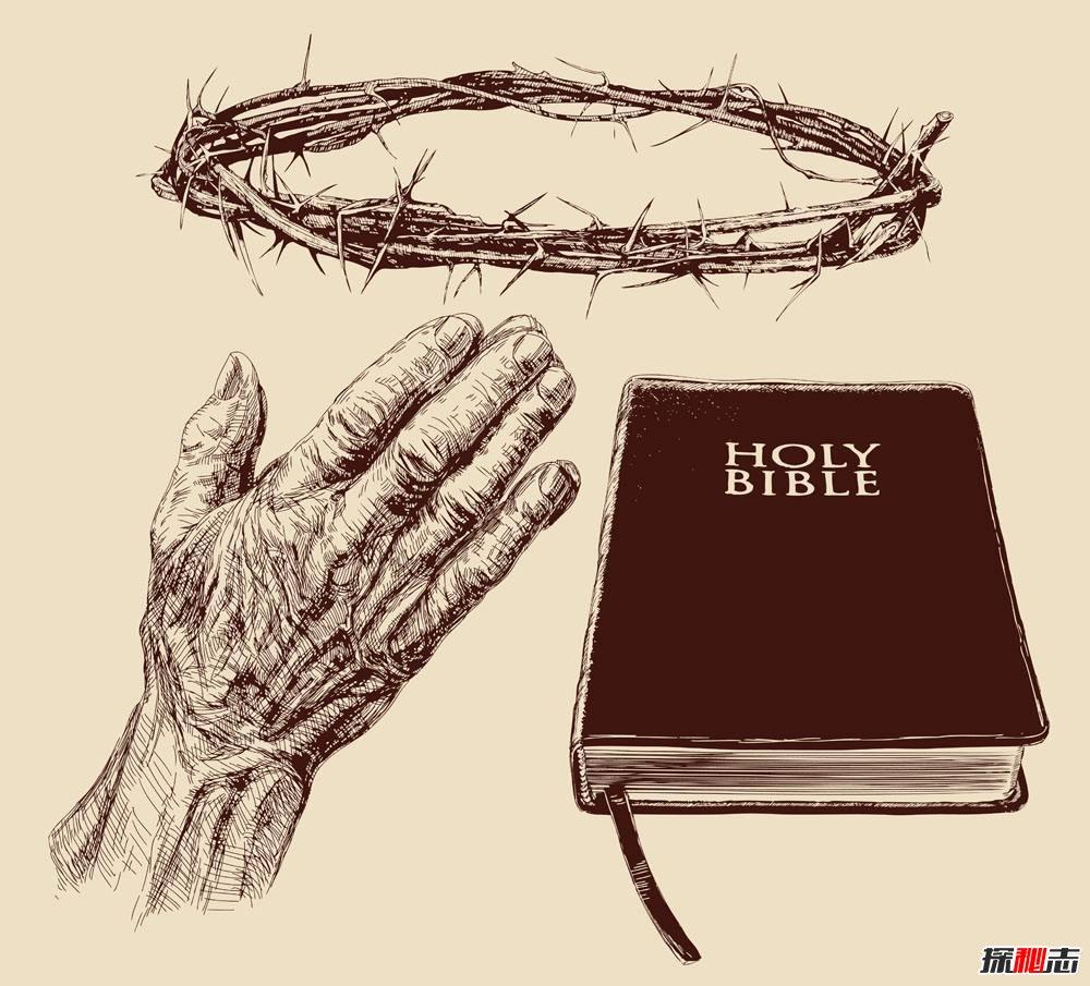 圣经为什么没有中国人