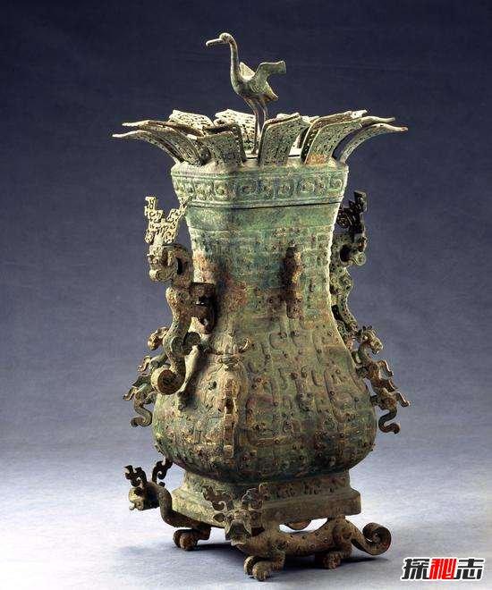 中国文物九大镇国之宝:太阳神鸟金饰曾上天,第七禁止展出