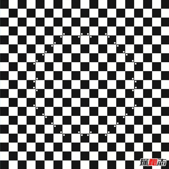 你的眼睛欺骗了你:奇妙的视觉艺术(组图)