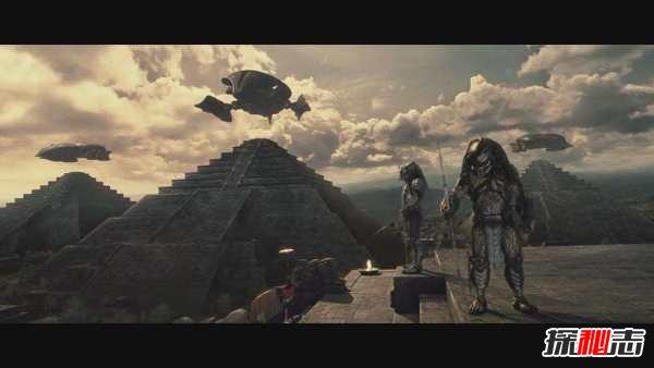 埃及金字塔是外星人图片