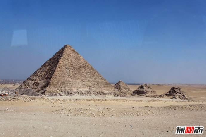金字塔是人类造的吗