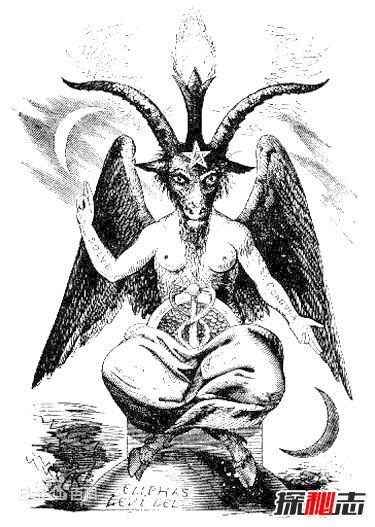撒旦为什么是羊头,撒旦为什么背叛上帝?