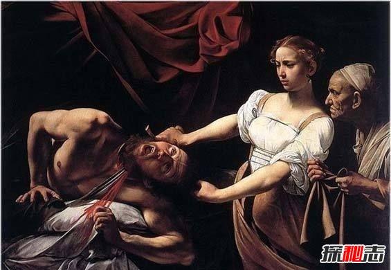 世界上最恐怖的油画